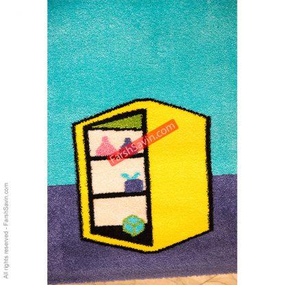 1196 فانتزی فرش ساوین گالری کودک