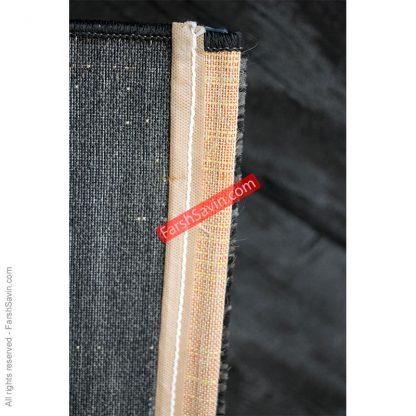 طرح1323 فرش ابریشمی مدرن کارخانه فرش ساوین