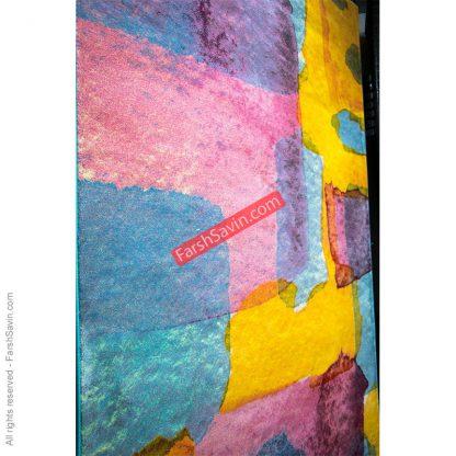 طرح 1339 فانتزی مدرن 700 شانه فرش ساوین