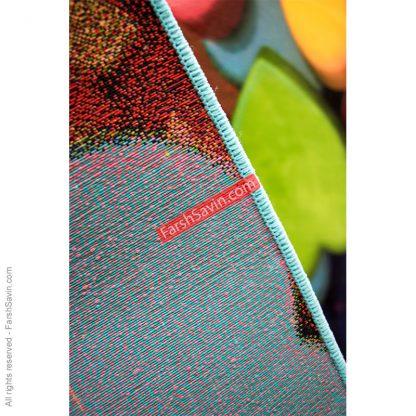 طرح 1345 فانتزی مدرن فرش ساوین مازندران