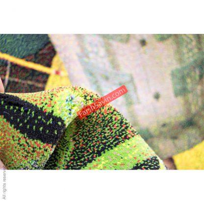 طرح 1363 فانتزی کودک ابریشمی فرش ساوین