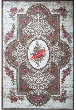 فرش ساوین 1500 صورتی