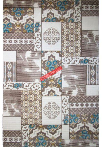 فرش ساوین 1508 آبی