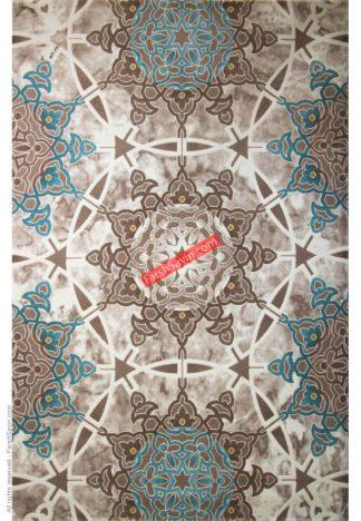 فرش ساوین 1509 آبی