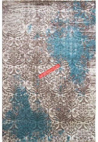 فرش ساوین 1514 آبی