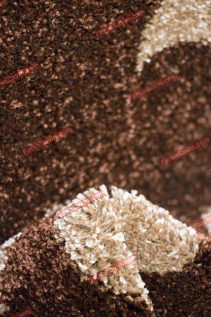 فرش ساوین 2006 قهوه ایی