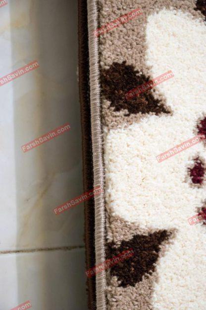 فرش ساوین 2006 شکلاتی