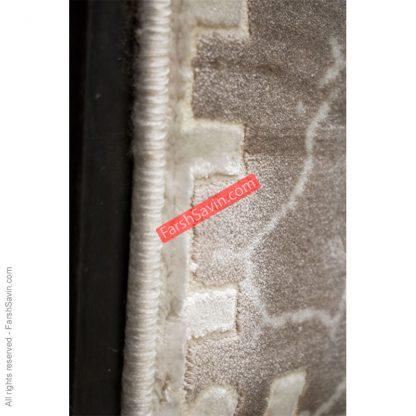 طرح 1501 آبی فرش ساوین مازندران