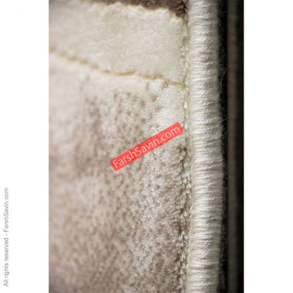 طرح 1509 صورتی فانتزی فرش ساوین مازندران