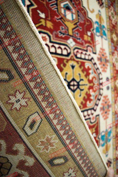 فرش ساوین طوبی کرم