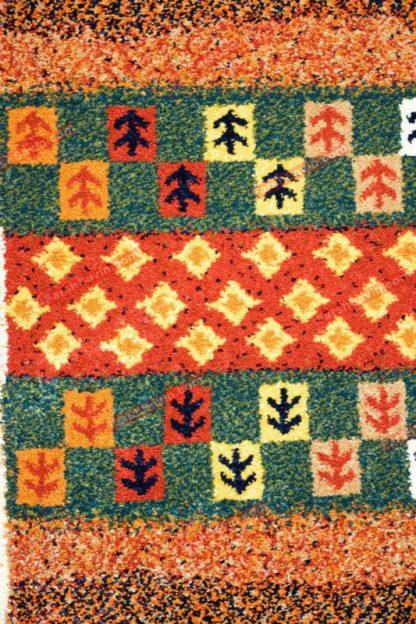 فرش ساوین زنبق کرم