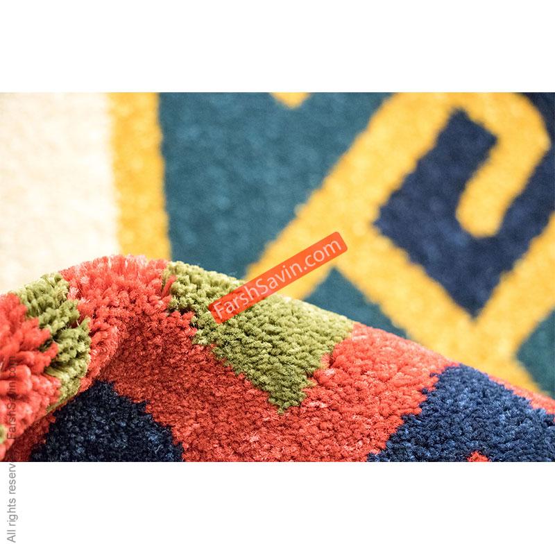 پامچال سرمه ایی فرش ساوین
