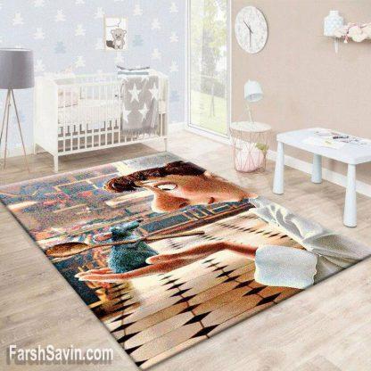 فرش ساوین موش سر آشپز 7506 اتاق کودک
