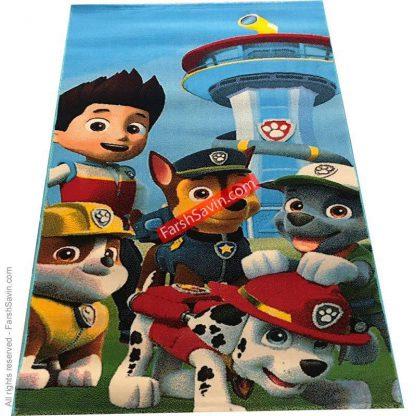 فرش ساوین سگهای نگهبان 7503