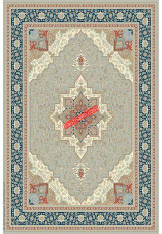فرش ساوین 3008 فیلی کلاسیک