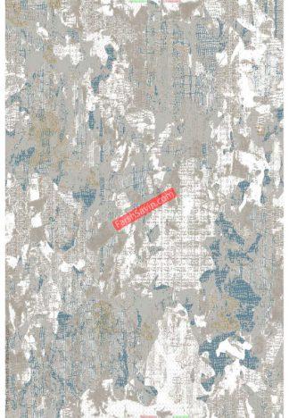 فرش ساوین 3123 کرم استخوانی مدرن و فانتزی