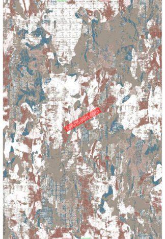 فرش ساوین 3123 پیازی مدرن و فانتزی