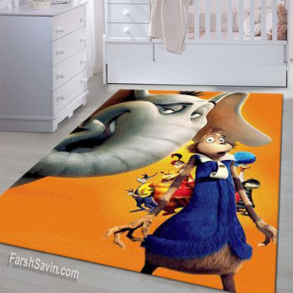 فرش ساوین 2043 هورتون اتاق کودک