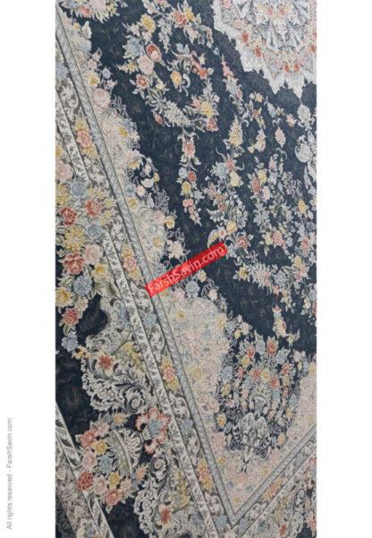 فرش ساوین پردیس کاربنی اتاق پذیرایی