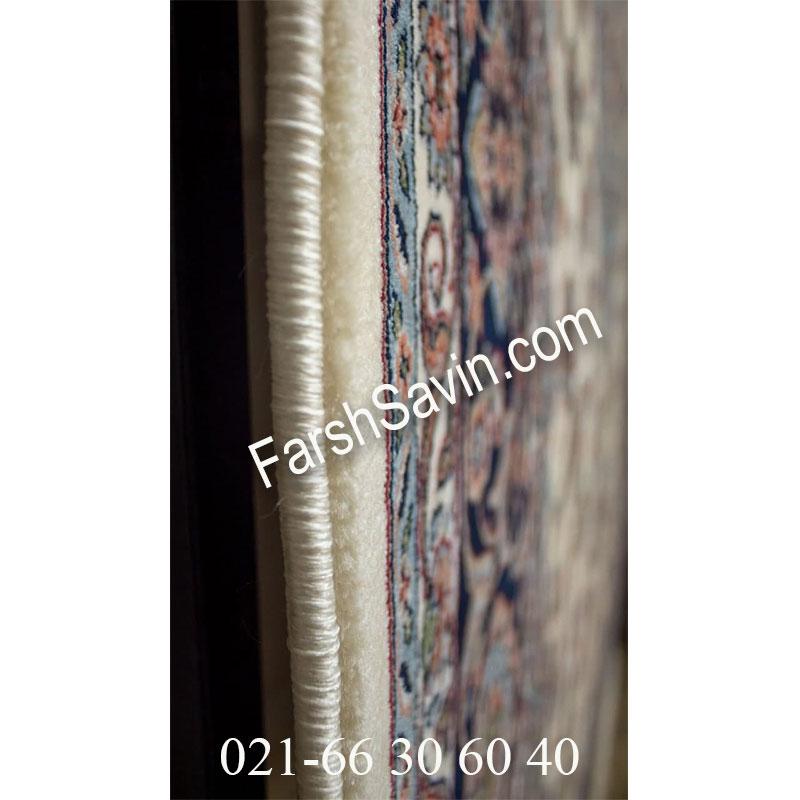 فرش ساوین 4504 کرم فرش خاص