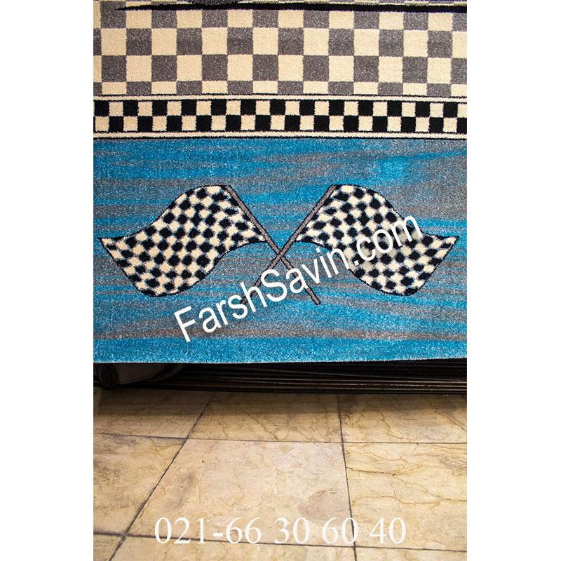 فرش ساوین 4060 کرم فرش خاص