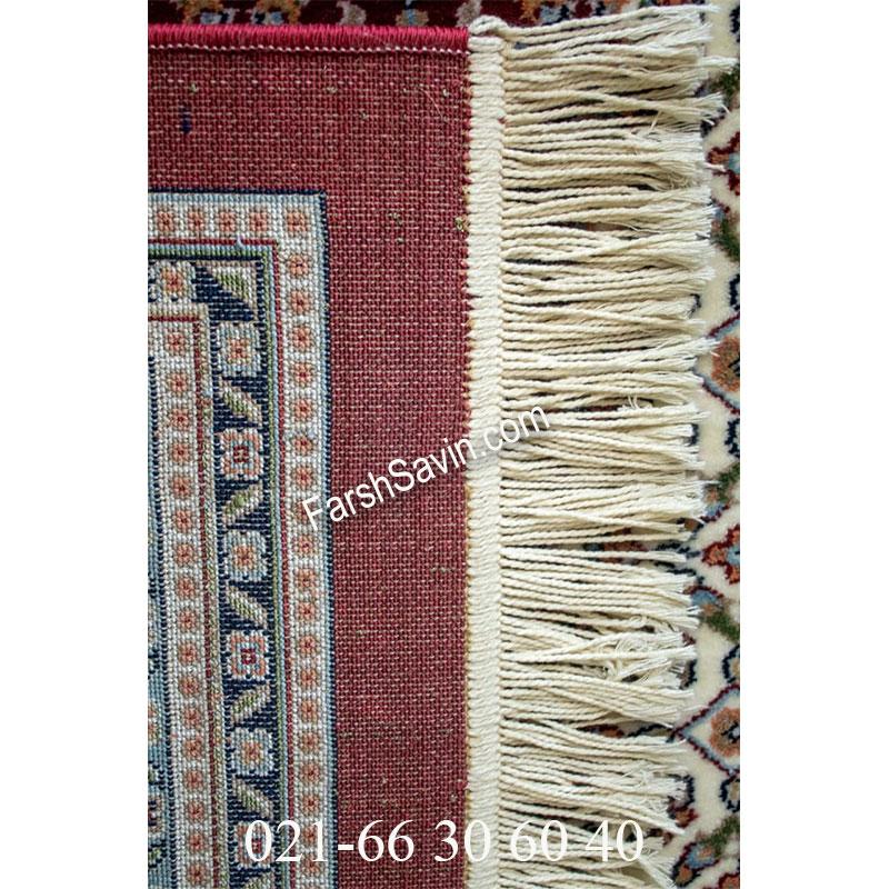 فرش ساوین 4500 لاکی فرش ارزان