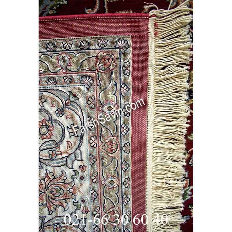 فرش ساوین 4505 لاکی فرش کلاسیک