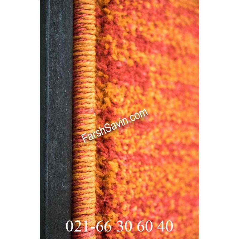 فرش ساوین مهر لاکی فرش سنتی